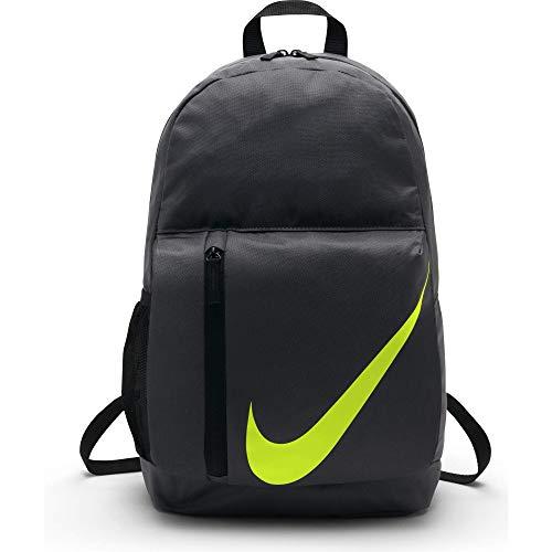 Nike Handbag (Dark Grey/Black/Volt)