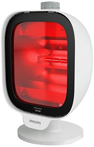 Philips pr3120/00InfraCare lámpara de infrarrojos para tiefenwirksamen Tratamiento de Dolor Muscular, 300W