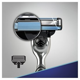 Gillette-Mach3-Maquinilla-De-Afeitar-Para-Hombre-11-Recambios