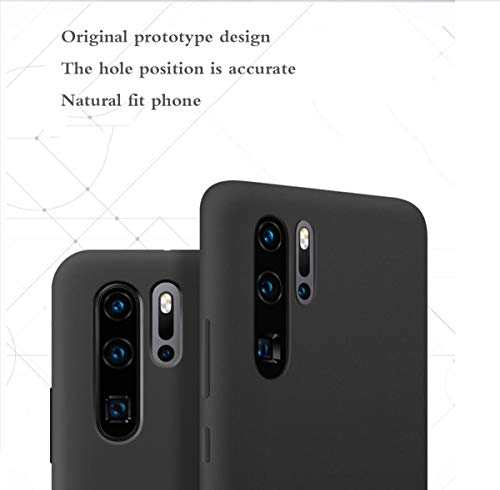 WLWLEO Coque de Protection en Silicone pour Huawei P30 Pro, Coque de Protection pour Huawei Original pour téléphone Portable Design Fashion ... 24