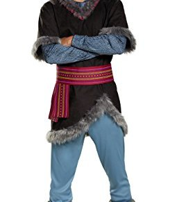 Frozen Kristoff Deluxe Adult Fancy dress costume X-Large