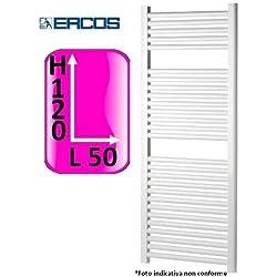 Scaldasalviette bagno bianco 120x50 cm - OPERA ERCOS