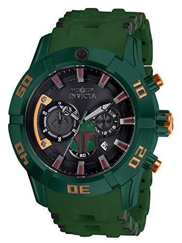 Invicta Uhr Analog mit Kautschuk Armband 26546