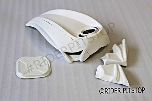 AIRBOX TANK & FRAME COVERS FOR HARLEY DAVIDSON VROD NIGHT ROD MOTORCYCLE BOMBER