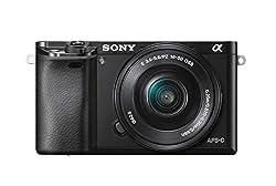 Kaufen Sony Alpha 6000 Systemkamera (24 Megapixel, 7,6 cm (3