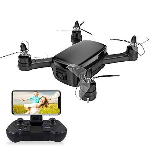 Goolsky 913 1080P 5G WiFi FPV Drone con Fotocamera Brushless GPS Quadcopter Gesture Foto altitudine...