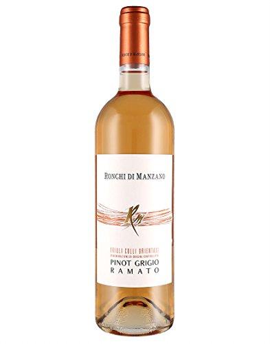 Friuli Colli Orientali DOC Pinot Grigio Ramato Ronchi di Manzano 2018 0,75 L