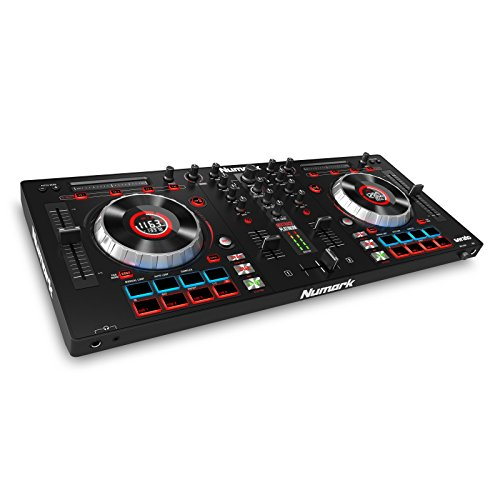 Numark Mixtrack Platinum Controladora DJ 4 canales