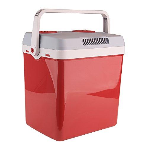 Auto Companion - Frigo elettrico portatile, per tenere le pietanze calde o fredde, alimentazione a...
