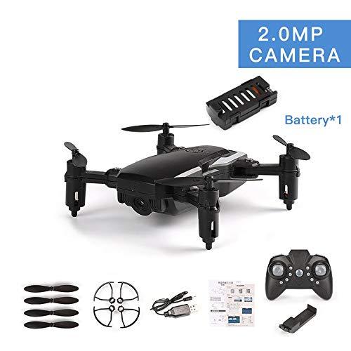 leenBonnie LF606 Drone con Fotocamera 720 P FPV Quadcopter Pieghevole RC Droni HD Altitude Hold Mini...