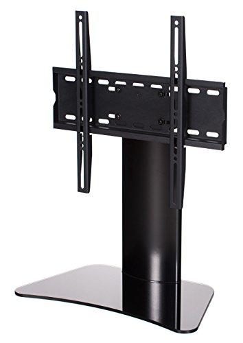 RICOO Supporto da Tavolo per TV Montaggio FS212-B Staffa per televisore Base Piatto piedistallo...