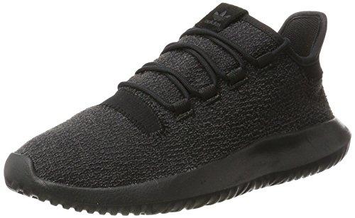 adidas Herren Tubular Shadow Fitnessschuhe, Schwarz (Core Black), 45 1/3 EU