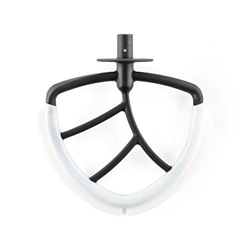 Klarstein Lucia Gancio-frusta Flex Accessorio Pezzo di ricambio Robot da cucina Plastica