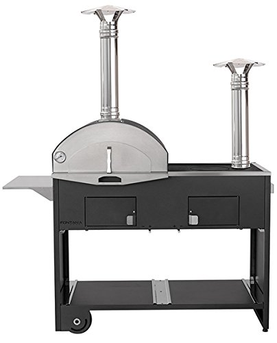 Forno Barbecue Fontana Forni - PIZZA&CUCINA DOPPIO