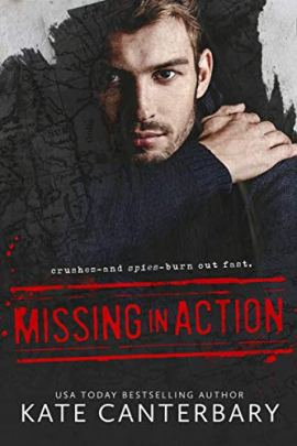 Missing In Action by [Canterbary, Kate]