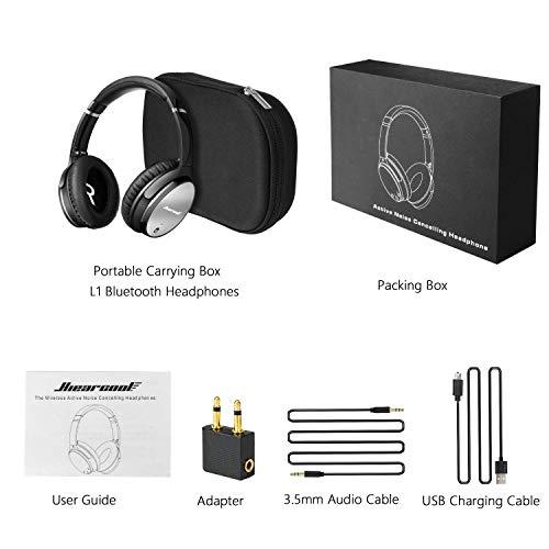 Casque Bluetooth Sans Fil Antibruit - Hiearcool Headphones Wireless Reduction de Bruit Universel Portable,Stéréo Qualité HIFI, pour tous les... 11