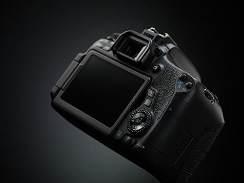 """Canon EOS 760D - Cámara réflex digital de 24.2 Mp (pantalla táctil 3""""), color negro"""