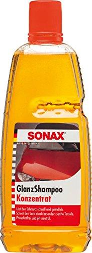 SONAX 314300 GlanzShampoo Konzentrat, 1l
