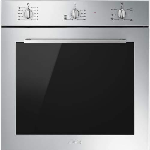 Smeg SF64M3VX forno Forno elettrico 68 L 3000 W Acciaio inossidabile A