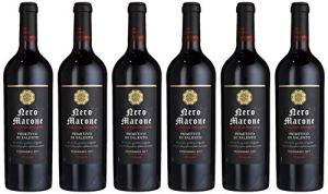 Nero Marone IGP Salento Primitivo Rouge (6 x 0.75 l)
