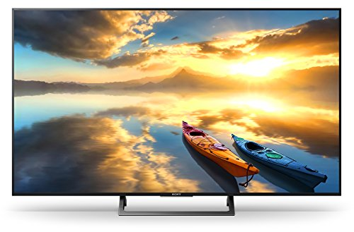 Sony KD65XE7004 TV Smart da 65', 4K Ultra HD, High Dynamic Range (HDR), Slim Aluminium Design, Nero