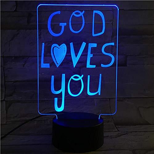 Luce notturna colorata regalo del ringraziamento-Lavagna luminosa_Più di 500