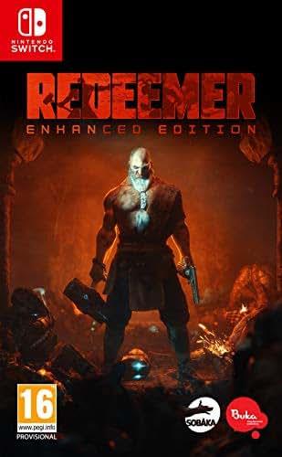 Giochi per Console Publisher Minori Redeemer: Enhanced Edition