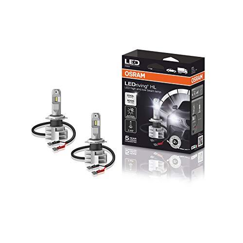 OSRAM LEDriving HL, codice Corrispondente ECE H7, Ultima Generazione, proiettore LED, Sostituzione...