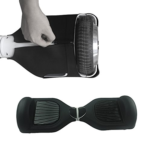 Zip housse hoverboard coque tout protection avec fermeture for Housse pour hoverboard
