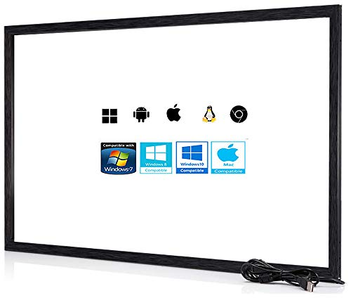 Chengying 40 pollici da 10 punti Multi-touch a infrarossi Touch Frame IR Touch Panel 40 pollici a...