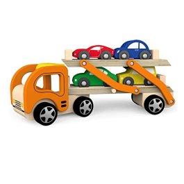 Viga – Furgone per Trasporto automobiline in Legno