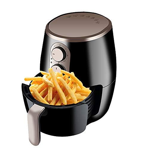 ZXvbyuff 3.6L Air Fryer L Dimensioni compatte (per 2-5 persone), Hot Air Fryer Forno, Oilless Air...