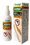 STRATEGI Herbal Mosquito Repellent Body Spray - (100 ml)