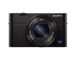 Kaufen Sony DSC-RX100 III Digitalkamera (20.1 Megapixel Exmor R Sensor, 3-fach opt. Zoom, 7,6 cm (3 Zoll) Display, Full HD, WiFi/NFC) schwarz