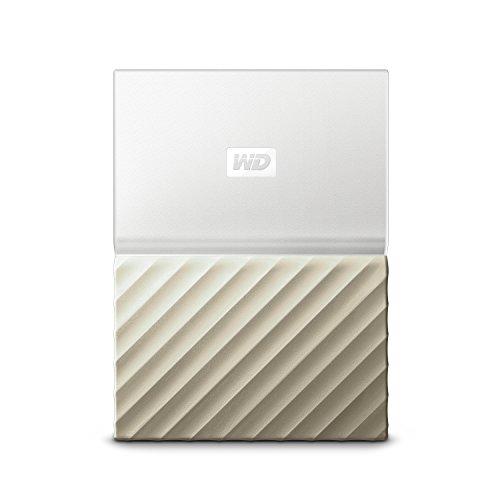 WD 4TB My Passport Ultra - Hard Disk Esterno Portatile, USB 3.0, Software di backup automatico, per...
