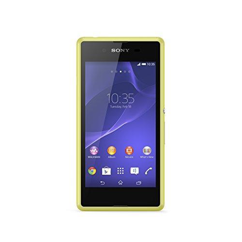 Sony Xperia E3  Smartphone, Lime [Italia]