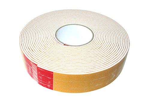 GleitGut Band di feltro adesivo–lunghezza: 3m sul Rotolo Nastro In Feltro–al...