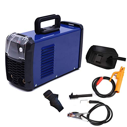 Máquina De Soldadura IGBT MMA ARC 250 AMP Rod 250A 220V-240V Pantalla Digital LCD DC Inverter Soldador ZX7-250 Paquete Completo
