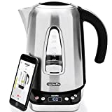 Appkettle AK000001 Stainless Steel Smart Kettle  1.7L 2400W