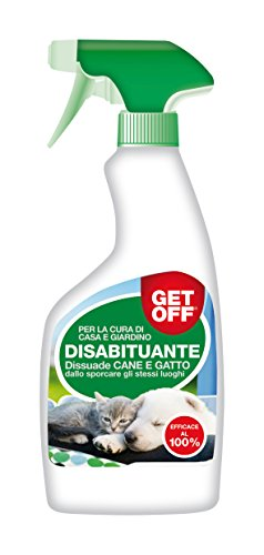 Get Off Repellente Disabituante, Verde, 9.65x6.2x24.7 cm