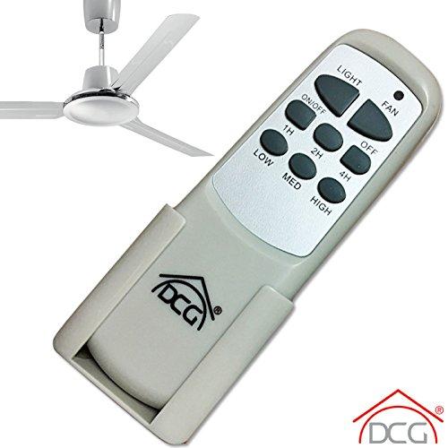Kit Telecomando Universale Per Ventilatori A Soffitto Con Ricevitore Trasmettitore Viti Di Fissaggio...