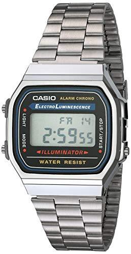 Casio Collection Unisex-Armbanduhr A168WA 1YES