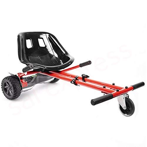 Enyaa, hoverkart modello 2018 regolabile, accessorio per trasformare gli hoverboard con ruote da...