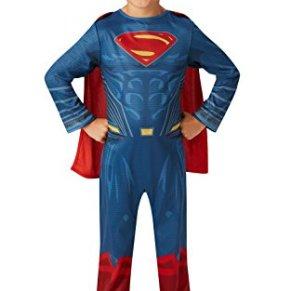 Superman - Disfraz Justice League Movie Classic infantil (Rubie's Spain)