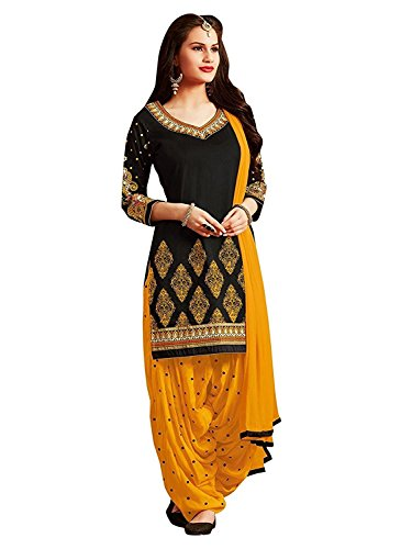 Shiroya Brothers Women's Cotton Printed Unstitched Regular Wear Salwar Suit Dress Material(SB_Dress_210)