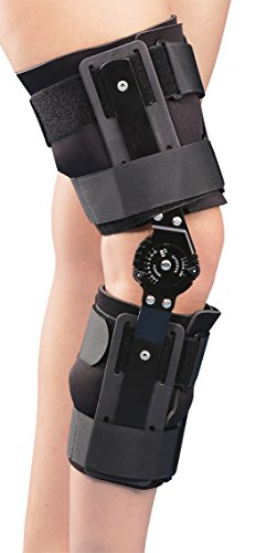 Tynor Ajustable R.O.M. Knee Brace for Multiple Orthopedic Problems - Universal Size