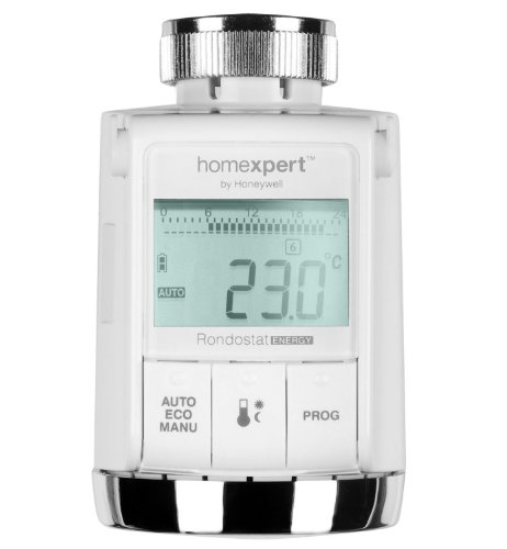 Honeywell HR25-Energy Thermostat programmable pour radiateur ,Dimensions: (L x W x H) 99 x 66 x 68 mm (Import Allemagne)