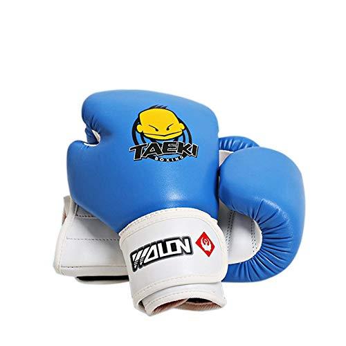 LYDB Guantoni da Boxe per Bambini Muay Thai Kick Boxing Guanti da Allenamento Sacco da Boxe...