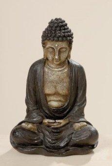 Buda Estatua Figura decorativa decoración Feng Shui 28 cm altura