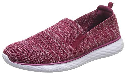 Red Tape Women's Purple Running Shoes-4 UK/India (37 EU) (RLO0027A-37)
